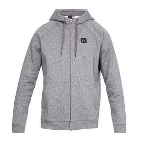 Under Armour Rival Fleece Full Zip - 1320737-036