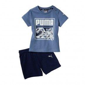 Βρεφικό Σετ - Puma Kids Graphic Set - 850285-75