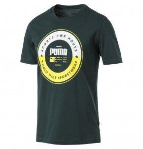 Ανδρική Μπλούζα - Puma SP Execution Tee - 854078-30