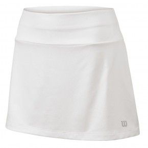 Γυναικεία Φούστα - WIlson Women's Core 12.5 Inch Skirt White - WRA750601