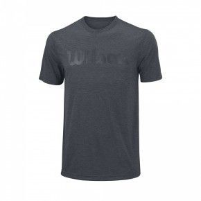 Ανδρική Μπλούζα  - Wilson Urban Wolf Tech Men's Tee - WRA758501