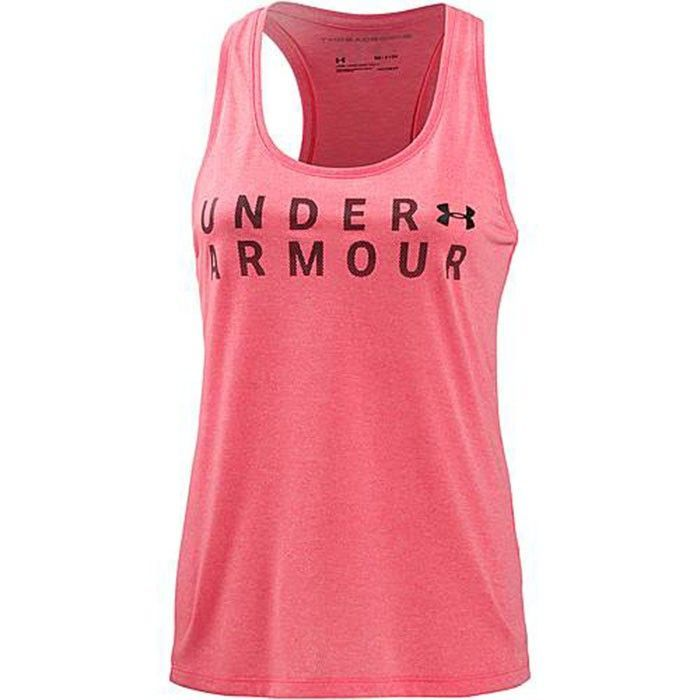 Γυναικεία Μπλούζα - Under Armour Threadborne Graphic Twist - 1309893-985