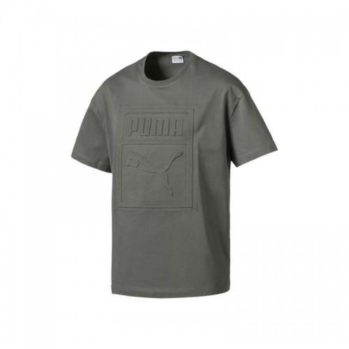 Ανδρική Μπλούζα - Puma Archive Embossed Print Tee - 575673-39