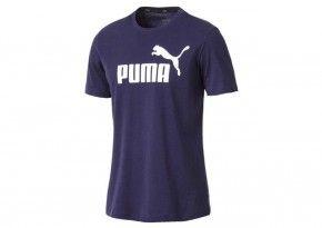 Ανδρική Μπλούζα - Puma Essentials Logo Tee - 851740-06