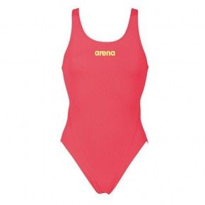 Γυναικείο Μαγιό - Arena Solid Swim Tech  High- 2A241476