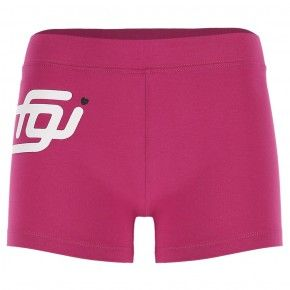 Παιδικό Σορτς - Freddy Girls' stretch cotton shorts - S9GFGIP2 F90