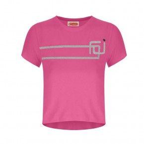 Παιδική Μπλούζα - Freddy Κοντομάνικη με ασημί σχέδιο - S9GFGIT1 F90
