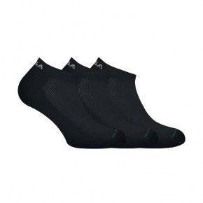 Ανδρικές Κάλτσες - GSA 180 Supercotton Socks Πακέτο των 3 Μαύρο - 8116343-01