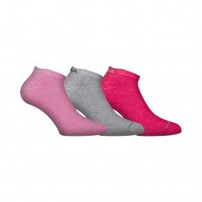 Παιδικές Κάλτσες - GSA 365 Supercotton Socks Πακέτο των 3 Ροζ - 8316143-52