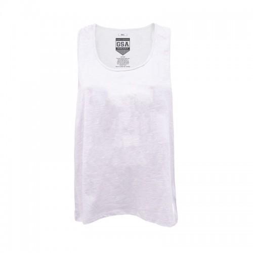Γυναικεία Μπλούζα - GSA Glory & Heritage V-neck tee Λευκό - 3728016