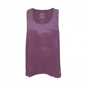 Γυναικεία Μπλούζα - GSA Glory & Heritage V-neck tee Μωβ - 3728016