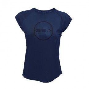 Γυναικεία Μπλούζα - GSA Graphic Tee Ultra Light Μελανί - 1728023