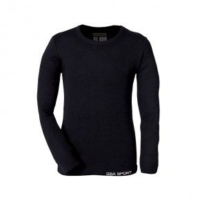 GSA Seamless Thermal Long Sleeve - 17-37001 Μαύρο