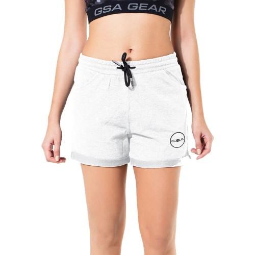 Παιδική Βερμούδα - GSA Shorts Kids 4/4 Color Edition Λευκό - 1739029