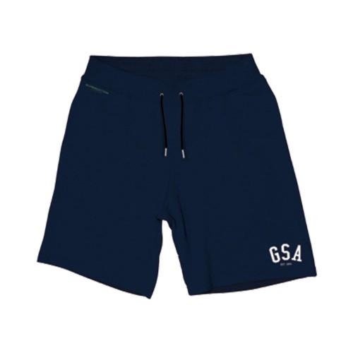 Παιδική Βερμούδα - GSA Terry Shorts JR Μελανί - 88-3707
