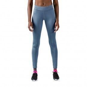 Γυναικείο Κολάν - GSA Up & Lift Performance Leggings Denim - 1728034