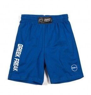 Παιδική Βερμούδα - GSA x Greek Freak Shorts Μπλε Royal - 34-38002