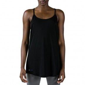 Γυναικεία Μπλούζα - GSA Hydro+ Strap Top Μαύρο - 1728024