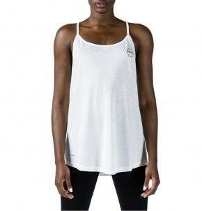 Γυναικεία Μπλούζα - GSA Hydro+ Strap Top Λευκό - 1728024