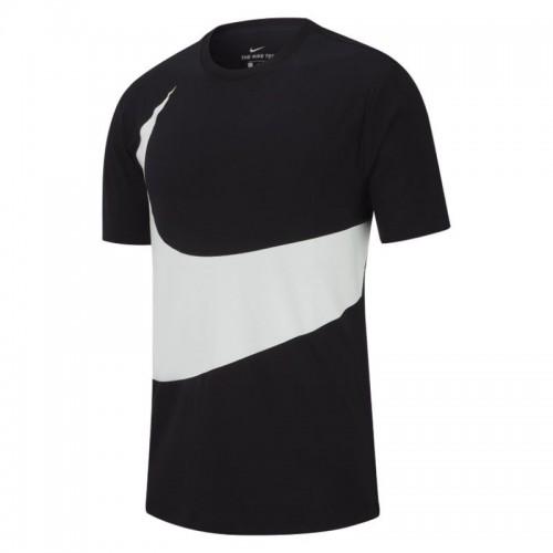 Ανδρική Μπλούζα - Nike Sportswear Swoosh - AR5191-010