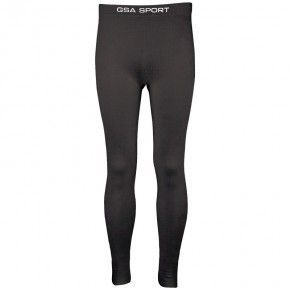 GSA Seamless Thermal Leggings - 17-37002 Μαύρο
