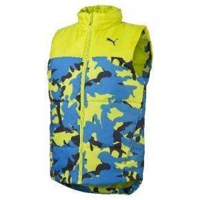 Παιδικό Αμάνικο Μπουφάν - Puma ESS Padded Vest b - 838688-61