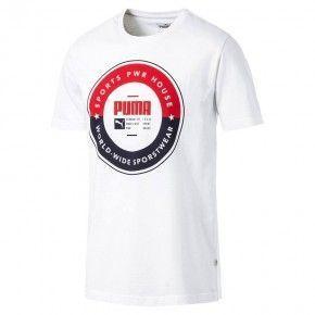 Ανδρική Μπλούζα - Puma SP Execution Tee - 854078-02