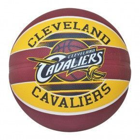 Μπάλα Μπάσκετ -  Spalding Cavaliers Nba Rubber - 83-504Z1