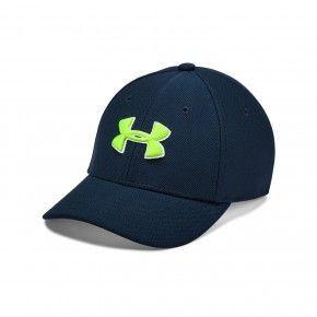 Αθλητικό Καπέλο - Under Armour Boy's Blitzing 3.0 Cap - 1305457-408
