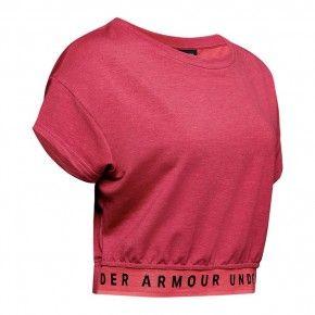 Under Armour Featherweight Fleece Crop Top - 1328958-671