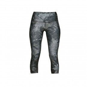 Γυναικείο Κολάν - Under Armour HeatGear Armour Capri Print - 1328992-012