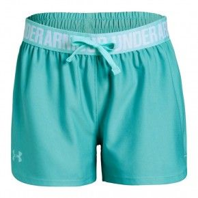 Under Armour Kids Play Up Shorts - 1341127-312