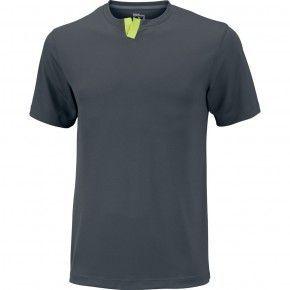 Ανδρική Μπλούζα - Wilson T-shirt Henley - WRA745803