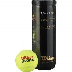 Μπαλάκια Τέννις - Wilson US Open x 3 (κονσέρβα 3 μπαλών) - WRT106200