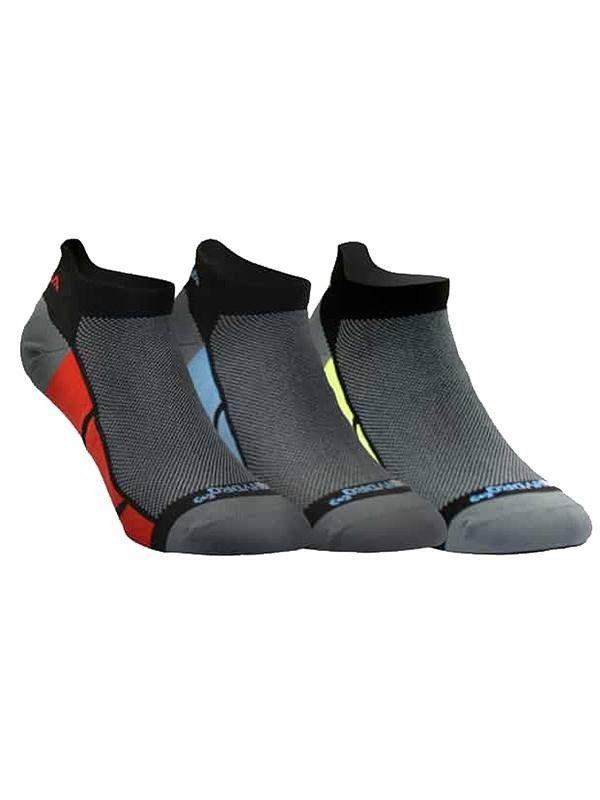 Ανδρικές Κάλτσες - GSA 676 Performance Socks Πακέτο των 3 - 911454-52