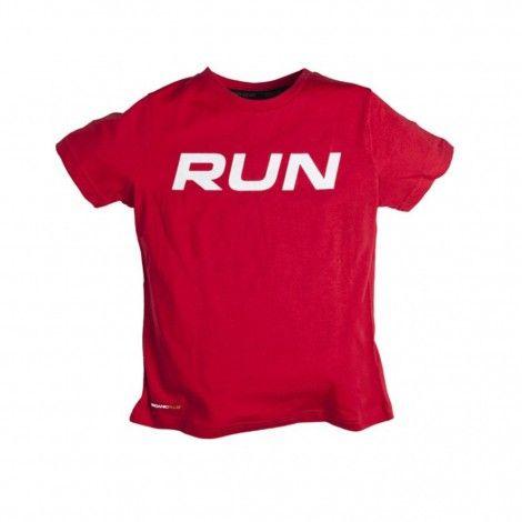 Παιδική Μπλούζα - GSA Boys Graphic Run Κόκκινη - 88-3705