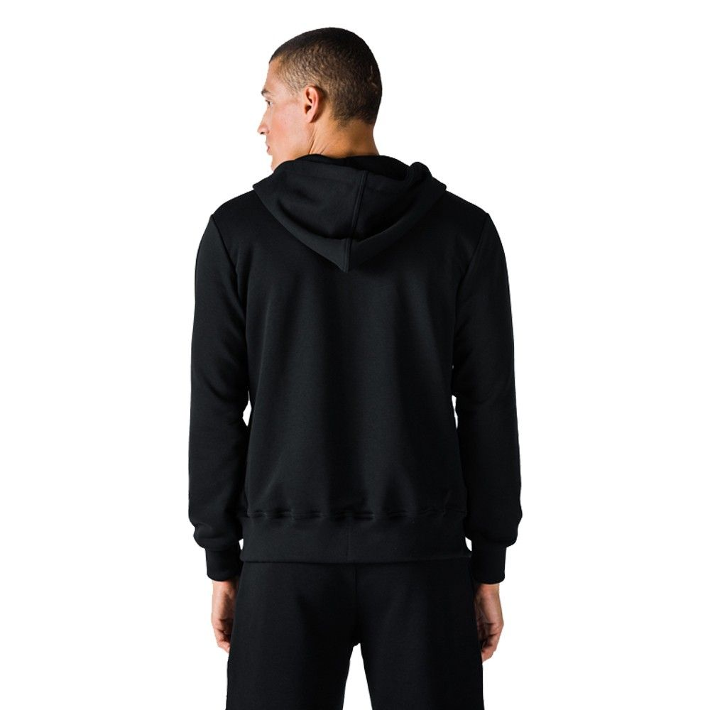 Ανδρική Ζακέτα - GSA Hoodie Men Tempo Zipper Μαύρο - 1718043