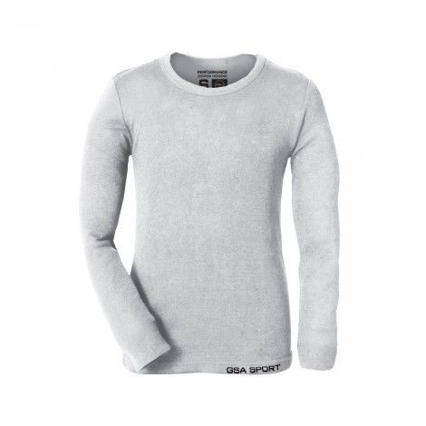 GSA Seamless Thermal Long Sleeve - 17-37001 Λευκό