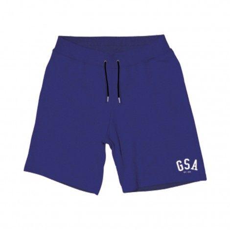 Παιδική Βερμούδα - GSA Terry Shorts JR Μπλε Royal - 88-3707