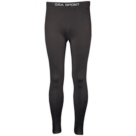 GSA Seamless Thermal Leggings - 17-37002 Μαύρο