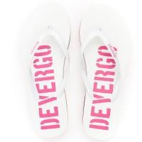 Γυναικείες Παντόφλες - Devergo Slippers Carin Λευκό - DE-RF2506EV