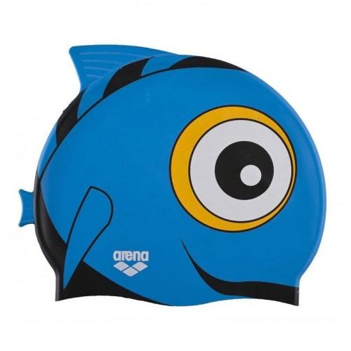 Παιδικό Σκουφάκι Κολύμβησης - Arena AWT Fish Cap Μπλε - 9191520