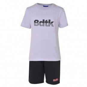 Παιδικό Σετ - BodyTalk Σετ t-shirt με βερμούδα για αγόρια - 1191-752599-00506