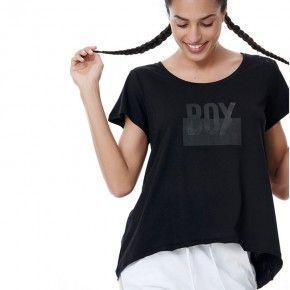 Γυναικεία Μπλούζα - BodyTalk T-shirt Women's Boxing - 1191-903528-00100