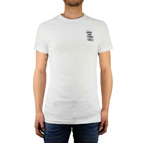 Ανδρική Μπλούζα - Cover Blaw Λευκό - Y235