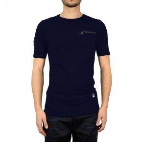 Ανδρική Μπλούζα - Cover Frank Μπλε Σκούρο- Y210