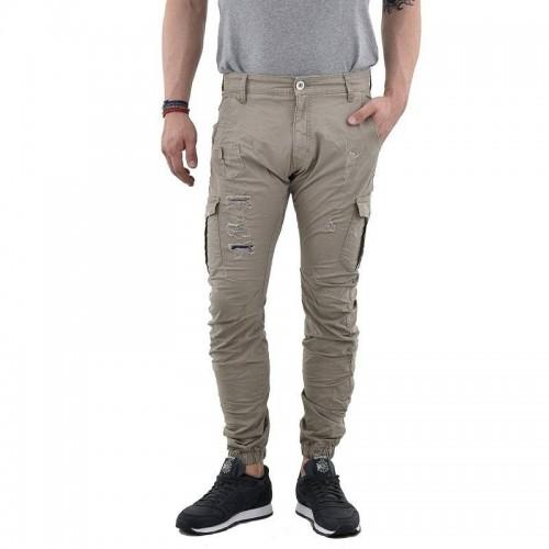 Ανδρικό Παντελόνι - Cover Loft Μπεζ - T0182