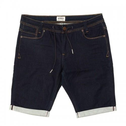 Ανδρική Βερμούδα - Devergo Ferfi Jog Jeans - 1D911131MP7182