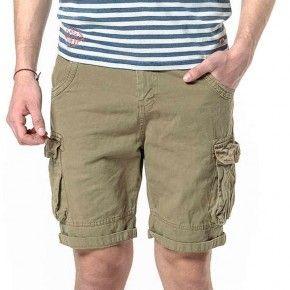 Ανδρική Βερμούδα - Devergo Cargo Shorts - 1D811006MP6106
