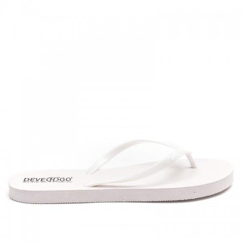 Γυναικείες Παντόφλες - Devergo Slippers Jill Λευκό - DE-NF2566PE